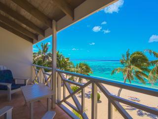 Moana Sands Cook Islands - Deluxe Beachfront Studio