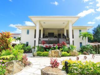 Moana Sands Cook Islands - Moana Sands Villas Entrance