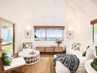 Premium Beachfront Villa Living