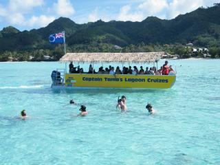 Captain Tamas - Muri Lagoon